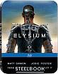 Elysium (2013) - Limited Edition Steelbook (Blu-ray + DVD) (CH Import) Blu-ray