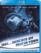 1997... Rescate en Nueva York (ES Import ohne dt. Ton) Blu-ray