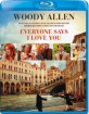 Everyone Says I Love You (SE Import ohne dt. Ton) Blu-ray