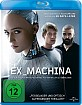 Ex Machina (2014) (Blu-ray + UV Copy) Blu-ray