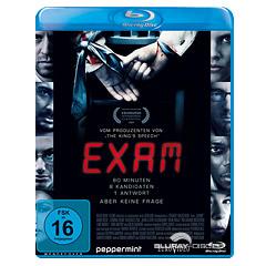 Exam 2009 Blu Ray Film Details
