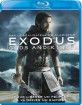 Exodus: Gods and Kings (2014) (Blu-ray + UV Copy) (FR Import ohne dt. Ton)
