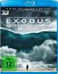 Exodus: Götter und Könige (2014) 3D - Collectors Edition (Blu-ray 3D + Blu-ray + Bonus Blu-ray + UV Copy)