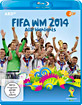 FIFA WM 2014 - Alle Highlights Blu-ray