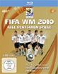 FIFA WM 2010 - Alle deutschen Spiele Blu-ray