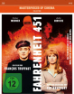 Fahrenheit 451 (Masterpieces of Cinema Collection) (Limited Edition) Blu-ray