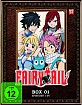 Fairy Tail - Vol. 1 Blu-ray