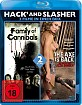 Family of Cannibals + The Axe is Back (Hack' and Slasher Box) Blu-ray