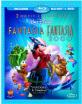 Fantasia & Fantasia 2000 (Double Feature) (US Import ohne dt. Ton) Blu-ray