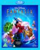 Fantasia & Fantasia 2000 (Double Feature) (UK Import ohne dt. Ton) Blu-ray