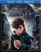 Fantastic Beasts and Where to Find them (Blu-ray + DVD + UV Copy) (US Import ohne dt. Ton) Blu-ray