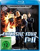 Fantastic Four 1+2 (Doppelset) Blu-ray