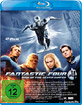 Fantastic Four 2 - Rise of the Silver Surfer Blu-ray