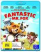 Fantastic Mr. Fox  (AU Import ohne dt. Ton) Blu-ray