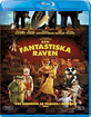 Den fantastiska räven (Blu-ray + DVD + Digital Copy) (SE Import ohne dt. Ton) Blu-ray