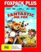 Fantastic Mr. Fox  - Foxpack Plus (Blu-ray + DVD) (AU Import ohne dt. Ton) Blu-ray