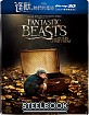 Fantastic Beasts and Where to Find them 3D - Steelbook (Blu-ray 3D + Blu-ray) (TW Import ohne dt. Ton) Blu-ray