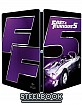 Fast & Furious 5 - Steelbook (IT Import) Blu-ray