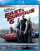 Fast & Furious 6 - Versión Extendida (ES Import ohne dt. Ton) Blu-ray