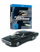 The Fast and the Furious (1-7) - The Collection (Limited Dodge Charger Edition) Blu-ray