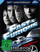 Fast and Furious: Neues Modell. Originalteile (100th Anniversary Steelbook Collection) Blu-ray