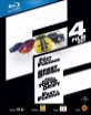The Fast and the Furious (1-4) Collection (DK Import) Blu-ray