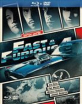 Fast & Furious 4 - Limited Edition (FR Import) Blu-ray