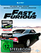Fast and Furious: Neues Modell. Originalteile (Limited Car Design Edition Steelbook) Blu-ray