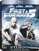 Fast & Furious 5 - Steelbook (HU Import ohne dt. Ton) Blu-ray