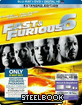 Fast & Furious 6 - Best Buy Exclusive Limited Steelbook Edition (Blu-ray + DVD + UV Copy) (US Import ohne dt. Ton) Blu-ray