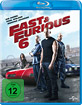 Fast & Furious 6 - Kinofassung und Extended Harder Cut Blu-ray