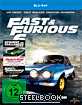 Fast & Furious 6 - Kinofassung und Extended Harder Cut (Limited Car Design Edition Steelbook) Blu-ray