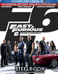 Fast & Furious 6 - Limited Steelbook Edition (Blu-ray + DVD + UV Copy) (CA Import ohne dt. Ton) Blu-ray