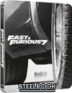 Fast & Furious 7 (2015) - Extended - Limited Edition Steelbook (Blu-ray + UV Copy) (UK Import) Blu-ray