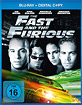 The Fast and the Furious (Blu-ray + Digital Copy) Blu-ray