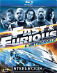 Fast and Furious - L'intégrale 5 films - Steelbook (FR Import) Blu-ray
