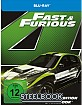 Fast and Furious: Neues Modell. Originalteile (Limited Steelbook Edition) Blu-ray
