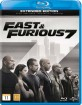 Fast & Furious 7 - Theatrical and Extended (DK Import) Blu-ray