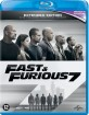 Fast & Furious 7 - Theatrical and Extended (Blu-ray + UV Copy) (NL Import) Blu-ray