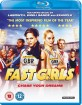 Fast Girls (UK Import ohne dt. Ton) Blu-ray