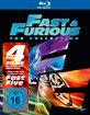 The Fast and the Furious (1-4) - The Collection (Neuauflage) Blu-ray