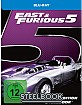 Fast & Furious 5 (Limited Steelbook Edition) Blu-ray