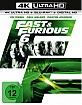 Fast & Furious 6 - Kinofassung und Extended Harder Cut 4K (4K UHD + Blu-ray + UV Copy) Blu-ray