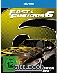 Fast & Furious 6 - Kinofassung und Extended Harder Cut (Limited Steelbook Edition) Blu-ray