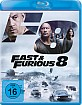 Fast & Furious 8 (Blu-ray + UV Copy) Blu-ray