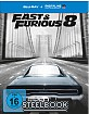 Fast & Furious 8 (Limited Steelbook Edition) (Cover A) (Blu-ray + UV Copy) Blu-ray