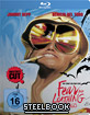 Fear and Loathing in Las Vegas (Director's Cut) (Limited Steelbook Edition) Blu-ray