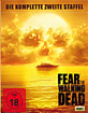Fear the Walking Dead - Die komplette zweite Staffel (Limited Steelbook Edition) Blu-ray