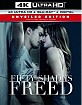 Fifty Shades Freed 4K - Unveiled Edition - Theatrical and Unrated (4K UHD + Blu-ray + UV Copy) (US Import ohne dt. Ton) Blu-ray