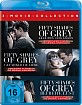 Fifty Shades of Grey (3-Movie Franchise Boxset) Blu-ray